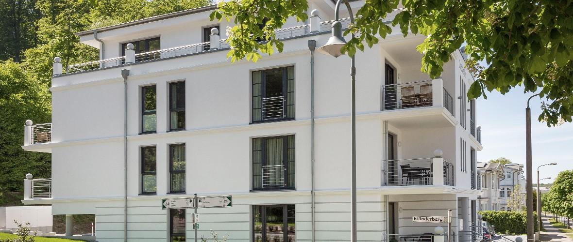 Capitello–Neubau von 12 exklusiven Ferienwohnungen
