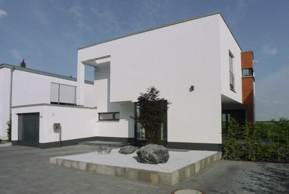 Einfamilienhaus Kubus