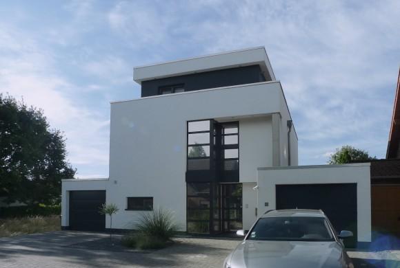Einfamilienhaus mit Büro