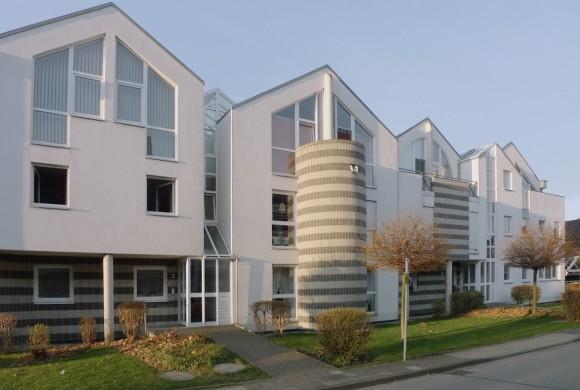 Neubau einer barrierefreien Wohnanlage