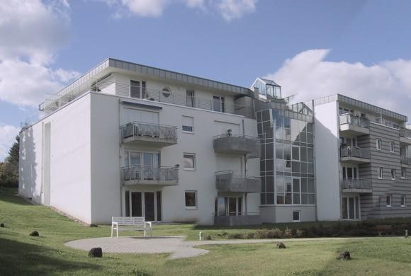 Neubau von 60 barrierefreien Wohnungen